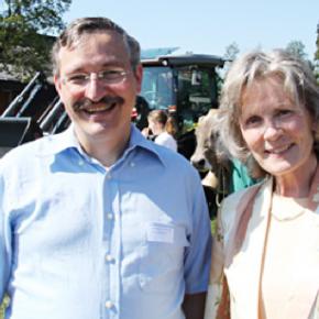 Agrovet-Strickhof: Spatenstich für die Landwirtschaft der Zukunft