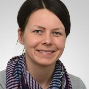 Alicja Pacholewska erhält den Eduard-Adolf-Stein Preis