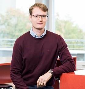Martin Liptay erhält PhD Stipendium des Boehringer Ingelheim Fonds