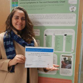 Erfolgsmeldung aus dem Veterinary Public Health Institute der Vetsuisse Fakultät Bern